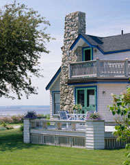 Carriage House Studio Architects Maine Residential